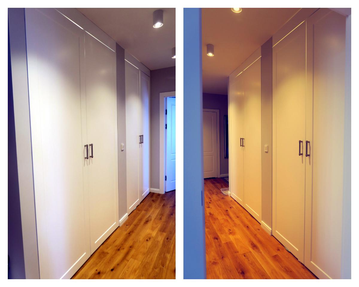 szafy na wymiar w stylu klasyczym